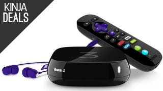 Illustration for article titled If You've Been on the Fence About Roku, Today's a Good Day to Get One
