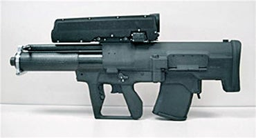 Illustration for article titled First Look and Full Details on the XM25, the Most Lethal Army Gun Ever