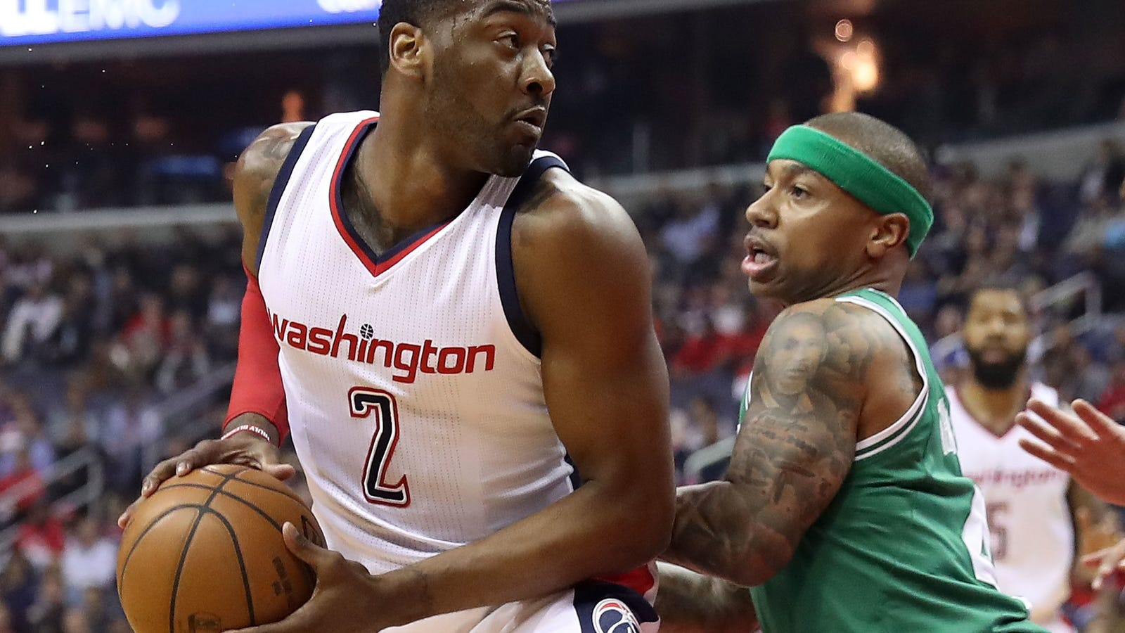 uk availability 76717 bd9d3 Wizards' Tommy Sheppard Wants Isaiah Thomas To Mentor John ...