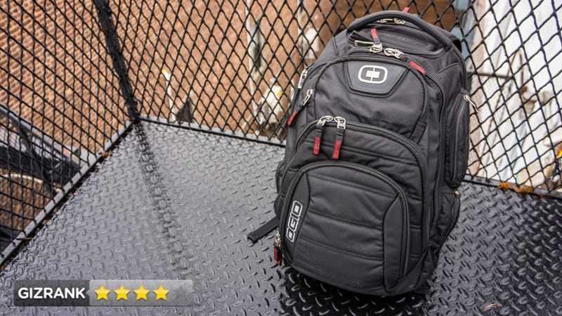 Ogio Renegade RSS Backpack Review: An Almost Perfect Gadget Safehaven