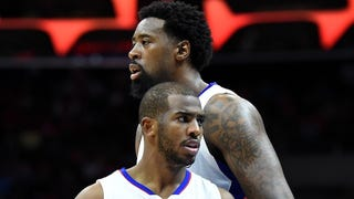 Report: DeAndre Jordan Was Sick And Tired Of Chris Paul