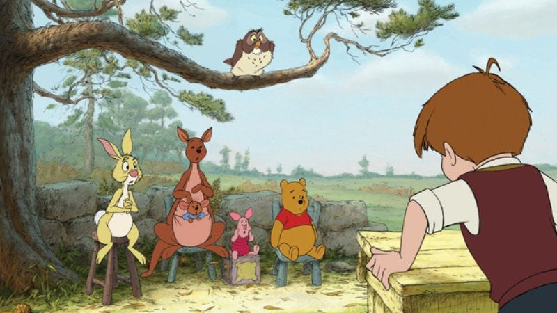 Illustration for article titled Winnie the Pooh