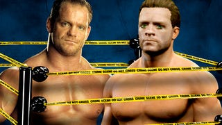Illustration for article titled I Was Chris Benoit: Playing A Video Game As A Real-Life Murderer
