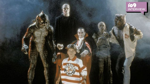 Monster Squad s Star Remembers Feeding the Mummy and Other Tales From Making the Cult Classic