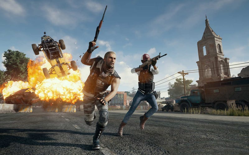 Illustration for article titled Red Zones Are Putting PUBG'sCreator At Odds With Players