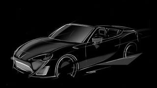 Illustration for article titled Scion FR-S Convertible: This Is It
