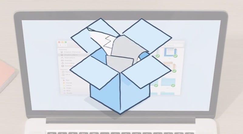 Illustration for article titled 10 trucos para convertirte en un maestro de Dropbox