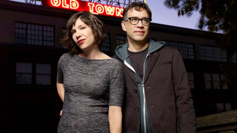 Illustration for article titled Portlandia is back, making the world safe for unassuming sketch comedy