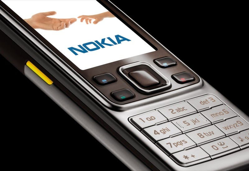 Illustration for article titled Nokia 6301 Allows Seamless Wi-Fi and GSM Calls