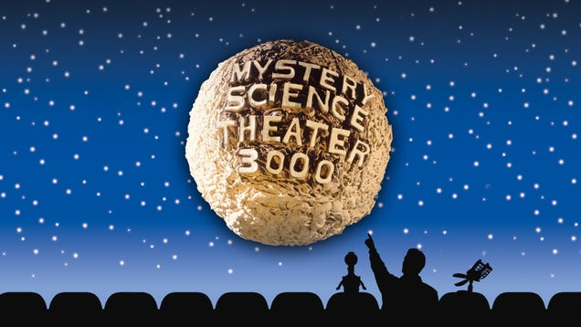 Mystery Science Theater 3000 Is Coming Back—Again