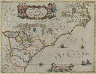 Colonial Virginia (Thinkstock)