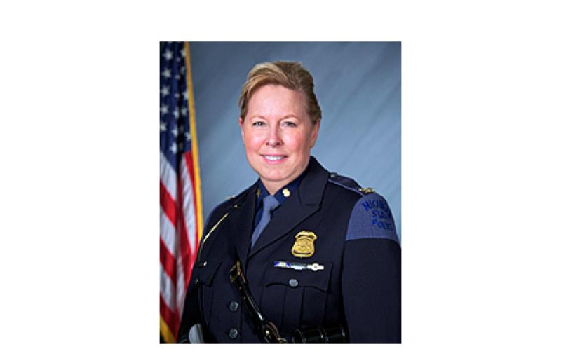 Col. Kriste Kibbey Etue (Michigan State Police)