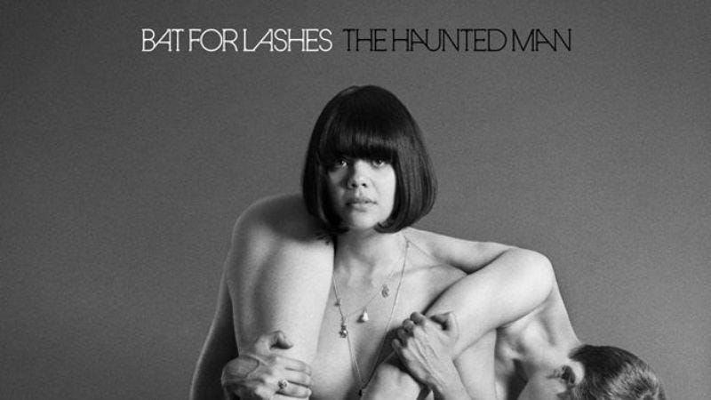 Illustration for article titled Bat For Lashes announces new album with (probably) NSFW cover, dramatic new video