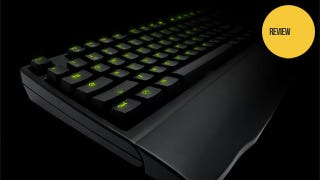 Illustration for article titled The Mionix Zibal 60 Is the Gaming Keyboard of the Bourgeoisie