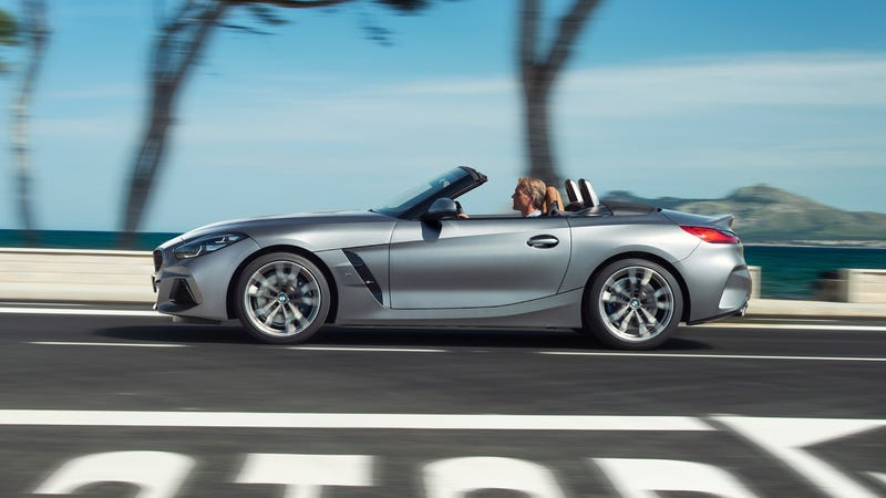 The 2019 Bmw Z4 Sdrive30i Brings You A 255 Hp Turbocharged Four Cylinder