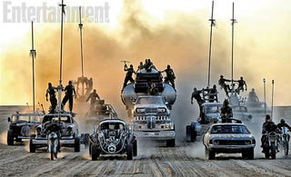 Illustration for article titled What would your Mad Max-verse vehicle be?