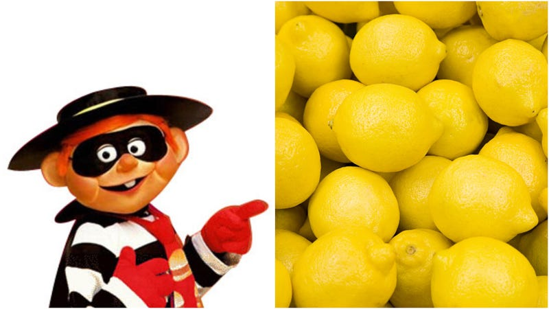 Illustration for article titled Man arrested for stealing 800 pounds of lemons, motive unclear