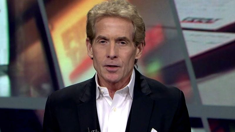 Illustration for article titled Skip Bayless Signs 1-Day Contract To Be Fired By ESPN