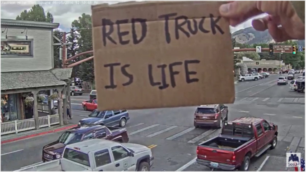 people can t tear themselves away from livestream of a wyoming town