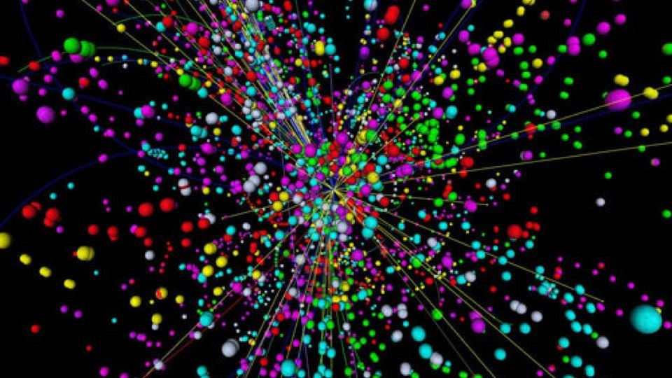 Atomic Structure : Subatomic Particles Quiz