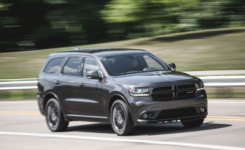 Illustration for article titled Dodge Durango: Forgotten SUV?