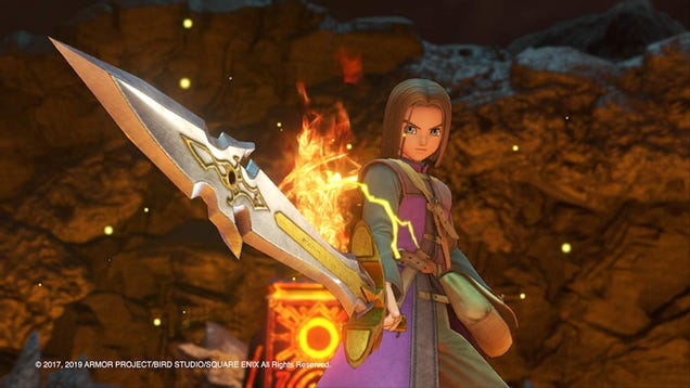 Pick Up Dragon Quest XI S: Echoes of an Elusive Age For A Low $38, Right Now