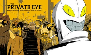 Illustration for article titled Vaughan and Martin Release The Private Eye #1; Pay What You Want