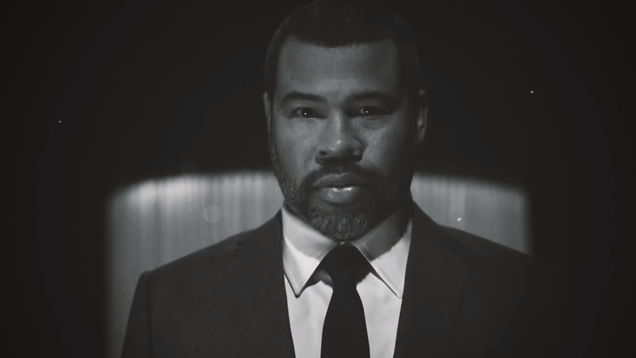 Jordan Peele's Twilight Zone Will Soon Be Available in Black and White, as the Cosmos Demands