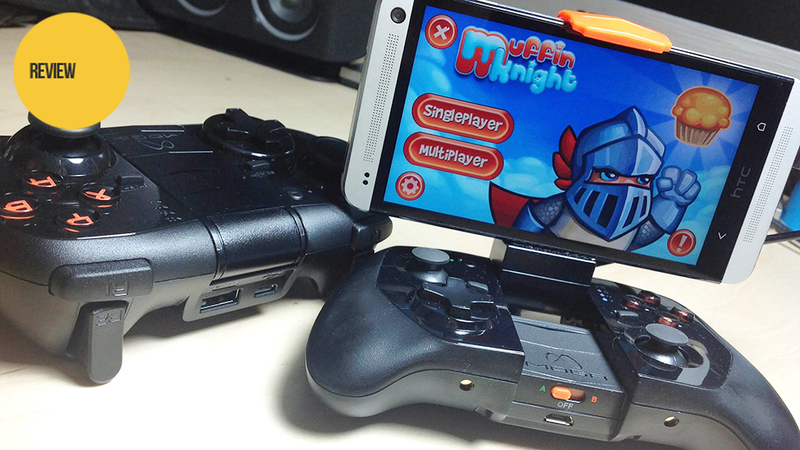 Illustration for article titled The New MOGA Android Controllers Have The Power