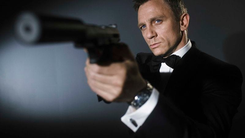 Illustration for article titled Next James Bond film will arrive in 2012
