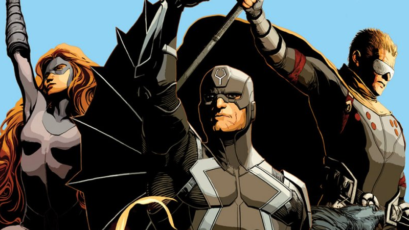 Marvel's The Inhumans coming to TV and IMAX theaters in Fall 2017