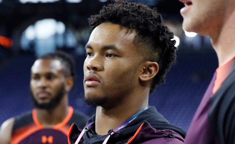 Illustration for article titled Kyler Murray And His Height Are This Year's Target For The Anonymous NFL Scouts