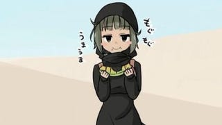 Illustration for article titled Japanese Twitter Users Go After ISIS with Anime Girls