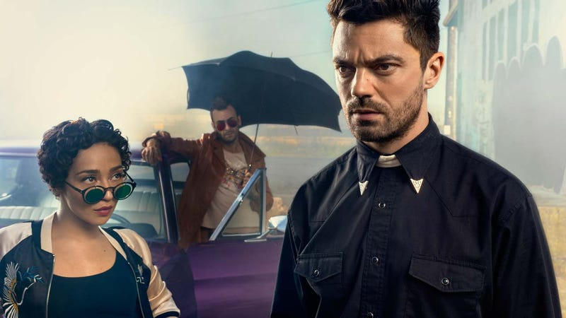"""Illustration for article titled Preacher """"On the Road"""" Reaction Thread"""
