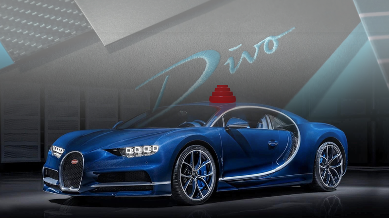 New Bugatti Chiron Divo Will Be Faster And Handle Better In Ways No ...