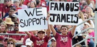 Illustration for article titled Jameis Winston's Heisman Odds Are Really Important To Some People