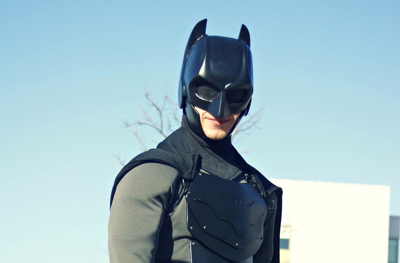 Illustration for article titled A Design Student Built a Batsuit That Will Actually Protect You
