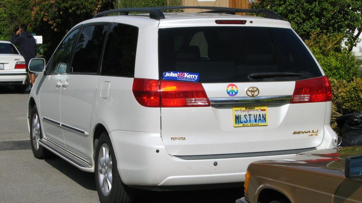 50 Vanity Plates That Slipped By The DMV