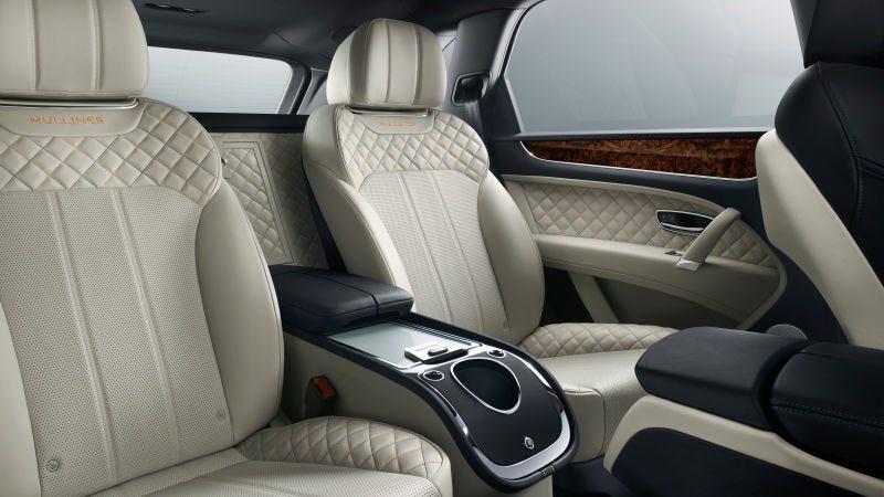 Illustration for article titled Bentley lanzará un automóvil con interiores veganos para los que no pueden tolerar los acabados en cuero