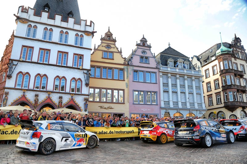 Illustration for article titled Fantasy WRC Preview: Deutschland is (Still) Happy and Gay
