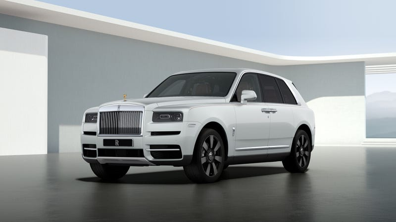 Illustration for article titled I got bored during a phone call today..so I built a Cullinan