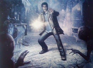 Illustration for article titled Silent Hill Wii Remake Confirmed By Nintendo Power