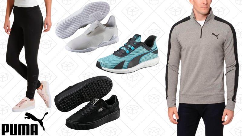 Extra 20% off sale items | PUMA | Use code WIN2018