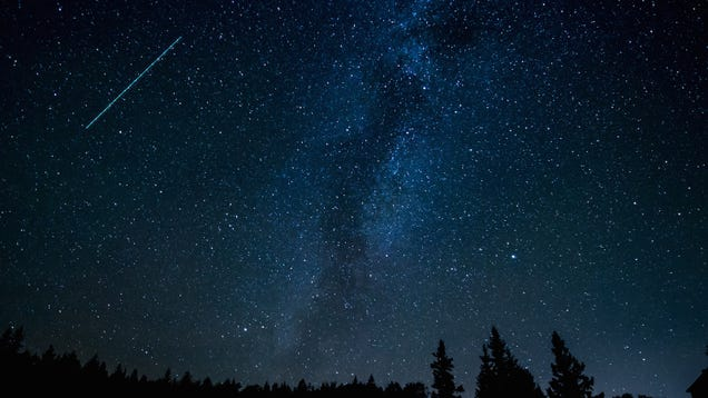 How to See the Draconid Meteor Showers Tonight