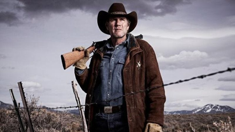 Illustration for article titled Netflix may pick up a fourth season of Longmire