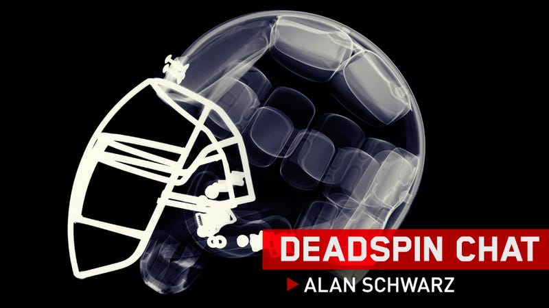 Illustration for article titled Reporter Alan Schwarz Changed The NFL; He's Here To Talk Concussions