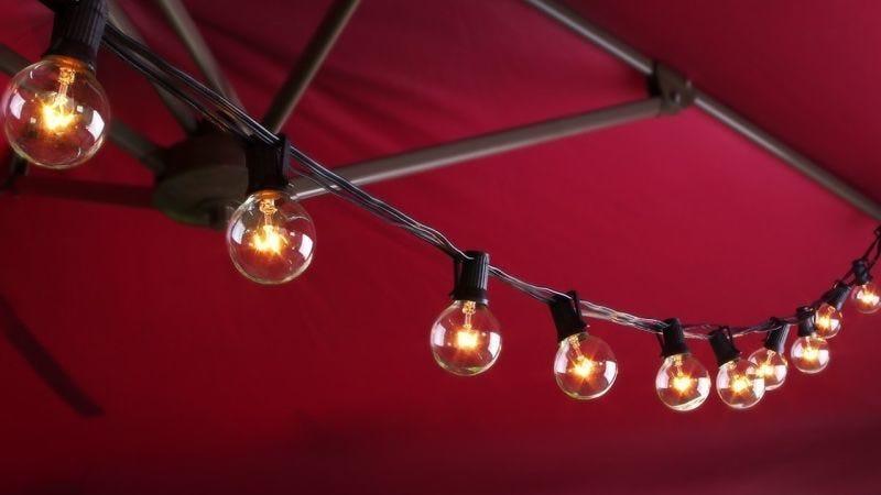 Juego de luces de decoración de Zitrades, $15 con código B9PRAZG3