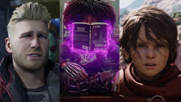 E3 2021 s Most Nerdtastic Video Game Announcements (So Far)