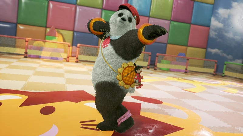 Illustration for article titled Tekken 7 Player Wins World Championships With Panda, Of All Characters