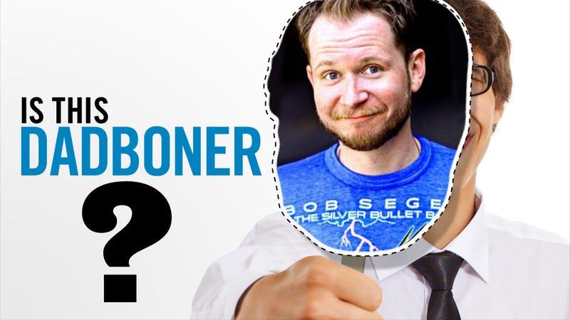 Illustration for article titled DadBoner Unmasked: Cracking The Internet's Biggest Mystery